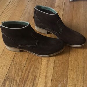 Italian made ankle boots